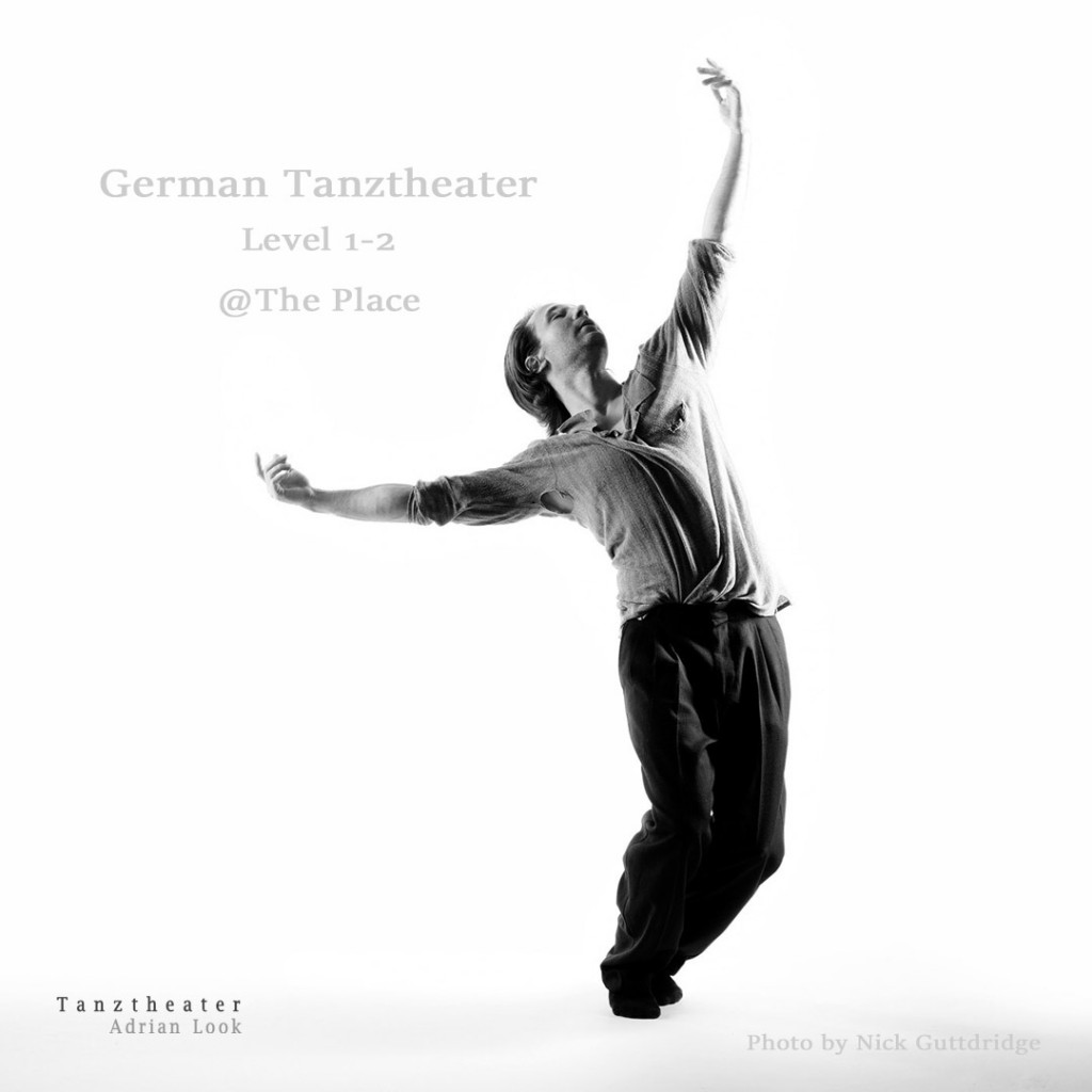 Tanzteater level 1-2 with logo